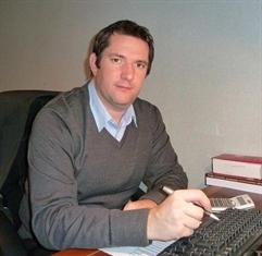 Cédric JAILLON (Gérant)